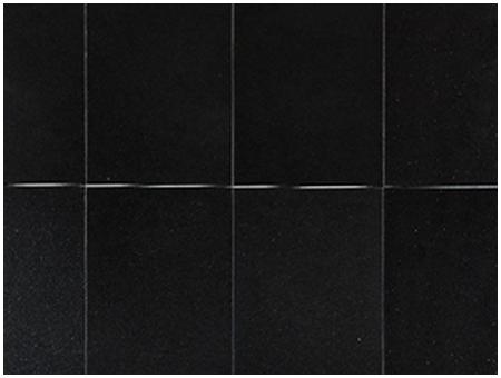absolute black tiles